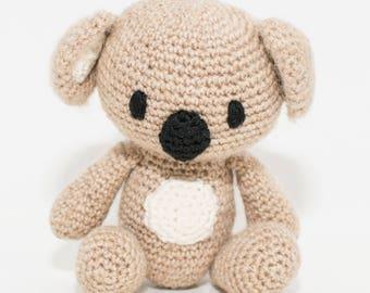 Crochet Koala