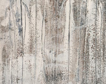 Strie 2 - Abstract painting, acrylic on canvas, white textured, original painting, painting on canvas, wall art, contemporary painting