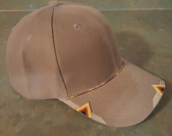Beaded Ball Cap
