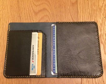 Carry(wear) cards(maps) banking + ID card