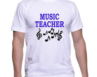 Tshirt for a Music Teacher