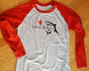 Love bites Valentine's day shirt