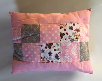 Super soft baby girl pillow