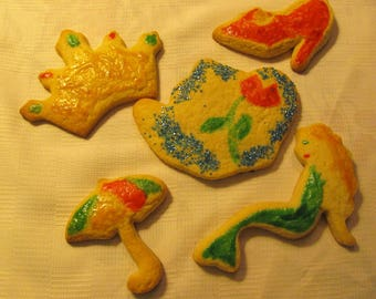 Sugar Cookies for Women's Get-Together