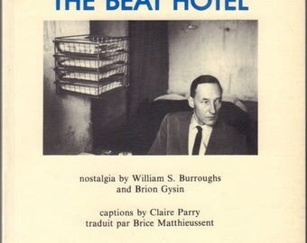 CHAPMAN, Harold. The Beat Hotel.
