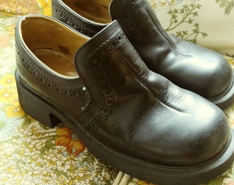 Made in England AirWair Doc Martens