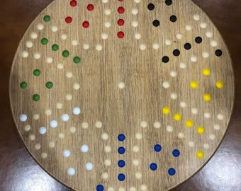 Bamboo Aggravation board game