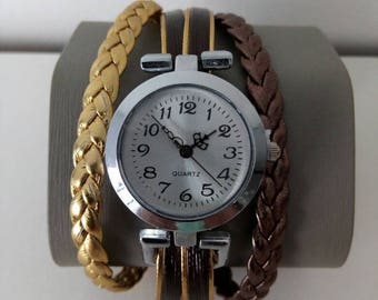 Cuff watch