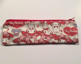 Handmade My Melody Pencil Case
