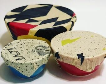 Chalk - beeswax wraps