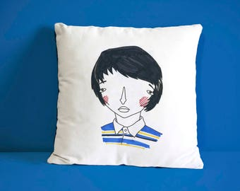 Cushion cover Mike Stranger Things