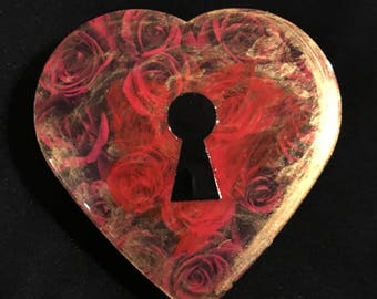 Heart Shaped Box- If Not Now Then When?