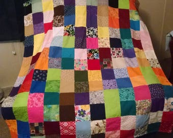 Personal Size Quilt