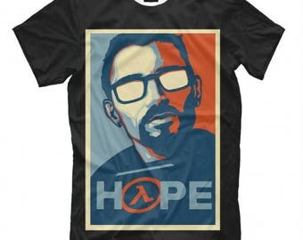 Half Life Hope  3D T-shirts All Sizes