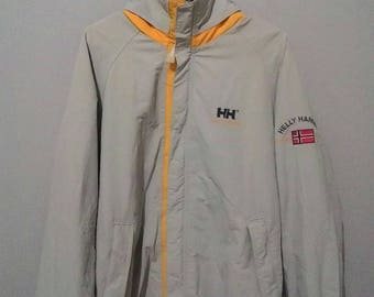 Vintage Helly Hansen windbreaker sailing gear