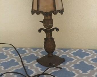 1930 Antique table lamp