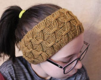 Super Cozy Stretchy Headband