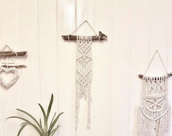 Joan- Small Macrame Wall Hanging