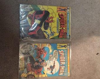 Vintage spiderman