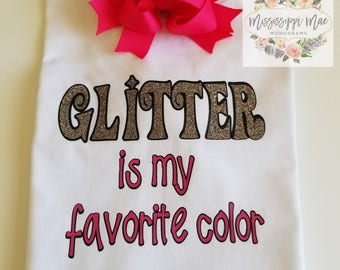 Toddler Shirt, Toddler Vinyl Shirt, Glitter Vinyl, Handmade, Free Shipping