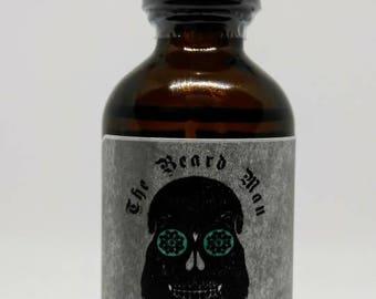 """The Beard Man Beard Oil """"The Gent"""" 2oz Beard Oil"""