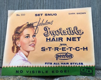 """Hair net """"Invisible"""""""