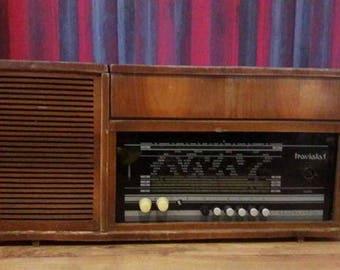 Traviata 1 Vintage Lamp Radio