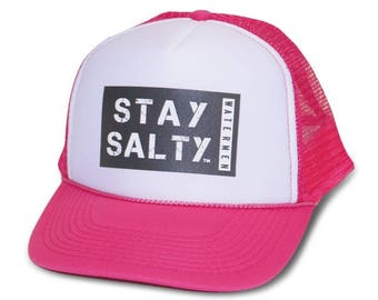 STAY SALTY TRUCKER
