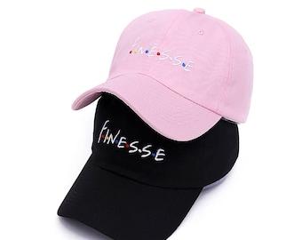 Finesse Cap