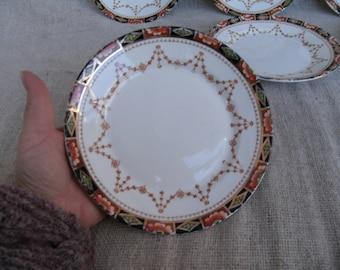 GEORGE PROCTOR Gladstone China Tea Plate c.1924 - 1940 England