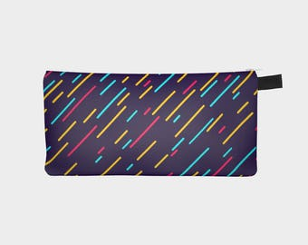 Neon lights in the City pencil case
