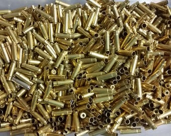 300 blackout brass cases processed from 223/5.56 once fired brass.