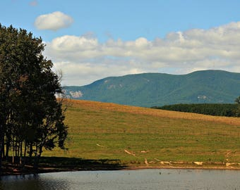 North Carolina Mountains Photo