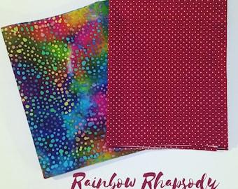 Rainbow Rhapsody Bandana