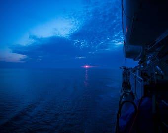 Blue Atlantic Ferry