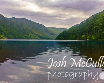 Glendalough, County Wicklow, Irish Decor, Fine Art Photo Print, Wall Art