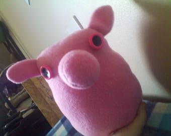 Piggums Plushie