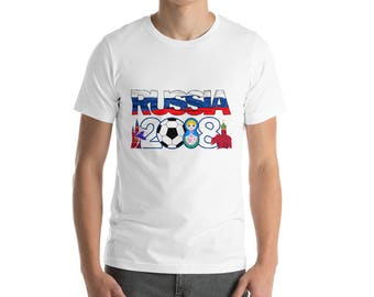 RUSSIA 2018 WORLD CUP T-Shirt Tee