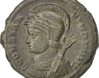 nummus trier ef(40-45) copper cohen #21 3.60