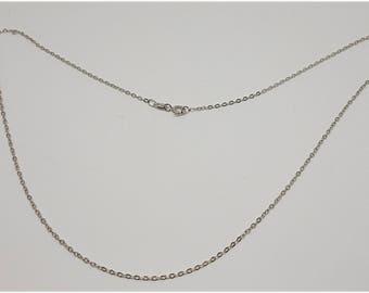 Silver Brillantinata Necklace 925% rhodium-plated
