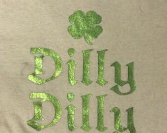 Dilly Dilly Shamrock Shirt