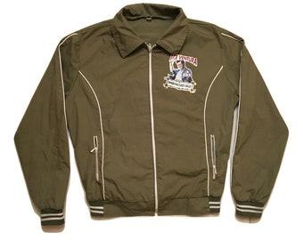 Ace Ventura Jacket Vintage 90s Jim Carrey - men Sz S - Women M
