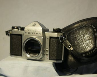 Pentax S1a Classic Vintage SLR  Camera Cased
