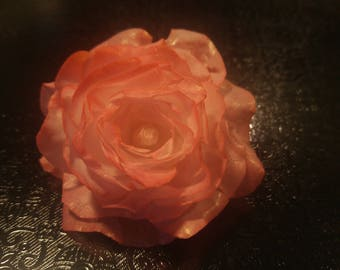 Edible Paper Blooming Flower