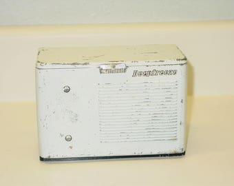 Vintage 1940s Deepfreeze Salesman Sample Freezer, Miniature Freezer