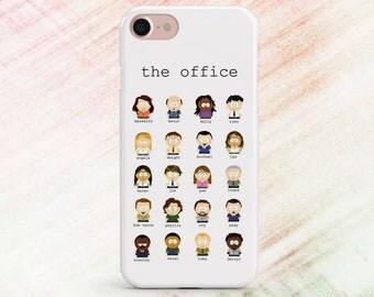 Office Case iPhone 8 Case iPhone 7 Case iPhone 8 Plus Case iPhone 7 Plus Case Samsung S8 Case Samsung S7 Case Samsung Note 8 Case iPhone SE