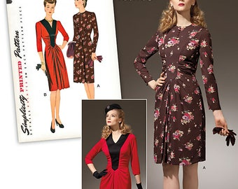 Simplicity 1777 Sewing Pattern UNCUT Size 14-22