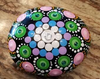 Dot Mandala Spring