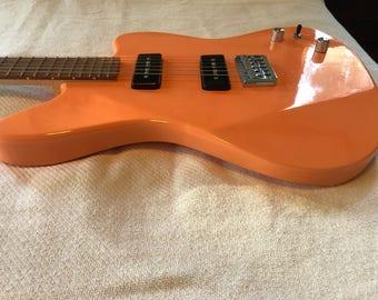Fender Jaguar style electric guitar
