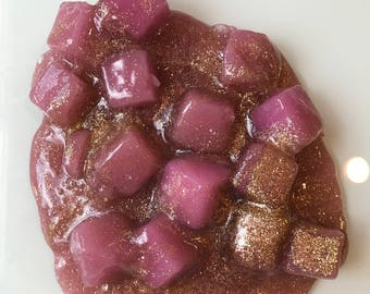Jelly Cube Slime  *Dazzle Berry* Gorgeous!!!